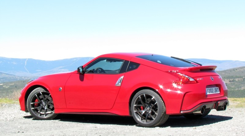 nissan 370z coupe nismo 2017