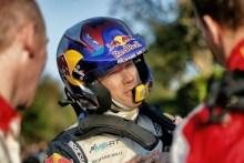 ► WRC: Ogier el más rápido en el tramo de pruebas del Tour de Corse