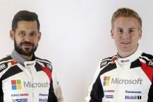 ► WRC: Toyota con 3 coches en Portugal