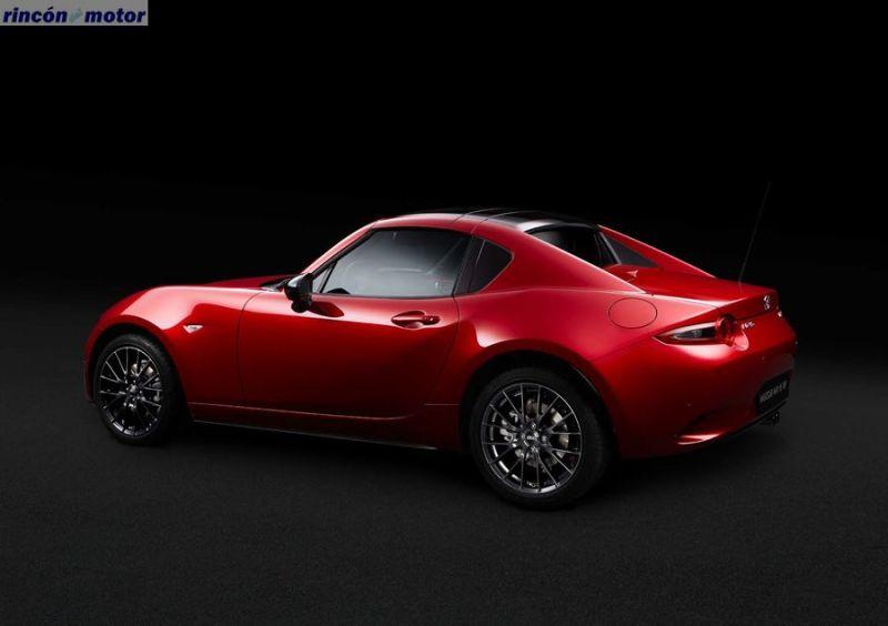 Mazda MX-5 RF Edition