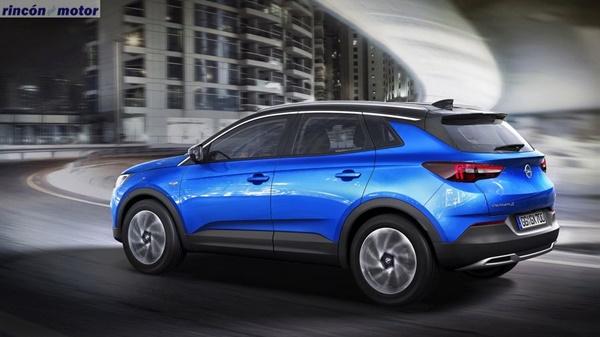 Opel Grandland 2017