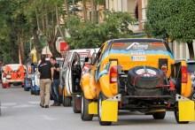 II Rallye Mar de Olivos non stop, exigencia para pilotos y coches