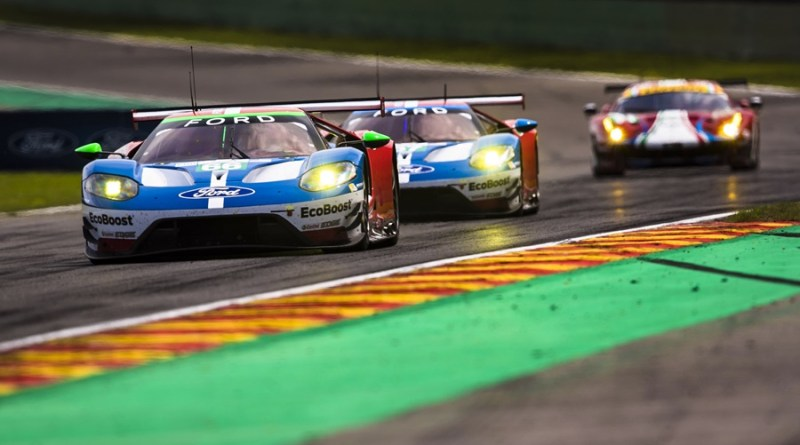 ford chip ganassi racing gt pro spa