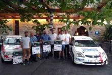 Este fin de semana se celebra el IX Rallysprint de Azkoitia con 52 participantes