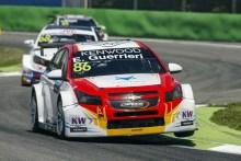Esteban Guerrieri logra dos nuevos podios en lucha con los pilotos oficiales