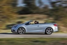 Opel Cabrio Sport Edition, edición especial cargada de equipamiento