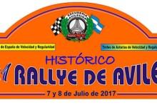 XLI Rallye de Avilés Histórico