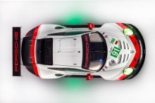 Así es el nuevo Porsche 911 RSR