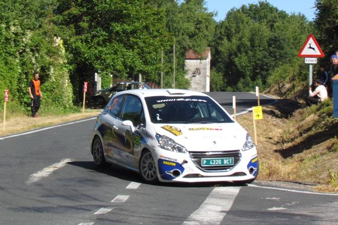 Rallye Orense Pardo R2