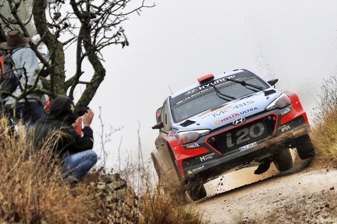 Rallye RACC 2016 Sordo Hyundai
