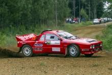 Luces y sombras en el Rallye Terra da Auga para ASR Tyres
