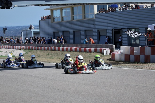 karting trofeo MotorLand academy