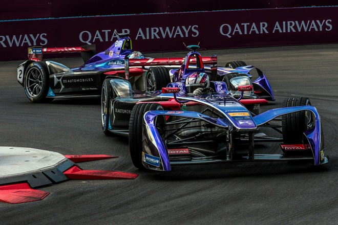 Alex Lynn Sam Bird DS Virgin Racing Nueva York ePrix 1707