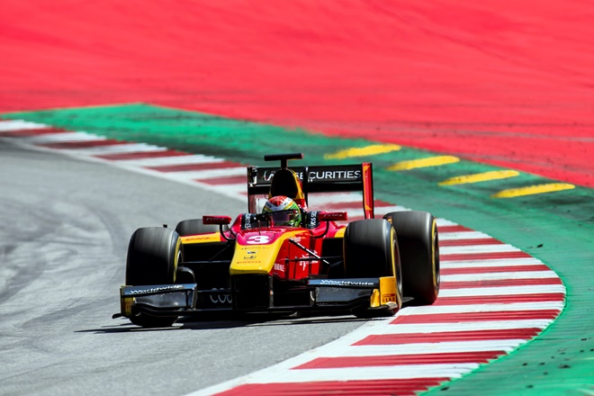 F2 racing engineering