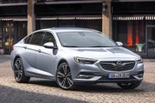 Opel Insignia Grand Sport 2017, fotografías generales