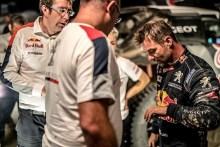 Loeb abandona en el Silk Way Rallye cuando estaba líder