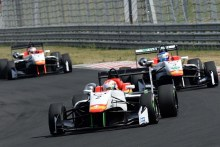 ► Eurofórmula Open: Vivacqua lidera el doblete de Campos Racing en Budapest