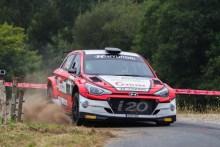 Nadie pudo con Iván Ares en el Rallye de Ferrol