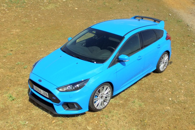 ford focus rs 2017 g