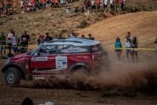 ► Baja Aragón: Mikko Hirvonen líder provisional tras la segunda etapa