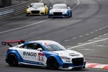 Mikel Azcona logra dos victorias en Norisring en la Audi TT Cup