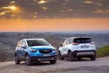 Opel Crossland X 2017, fotografías generales