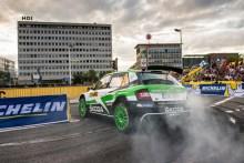 Kopecky sorprendente primer líder en el Rallye de Alemania