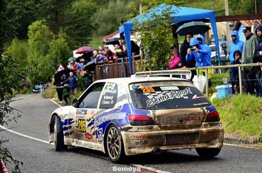 Manuel Senra lograba la victoria entre los Kit Car