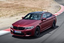 Nuevo BMW M5 First Edition