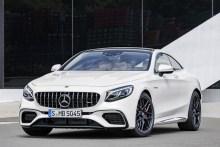 El Coupé y el Cabrio de la Clase S de Mercedes se actualizan
