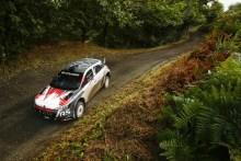 Hyundai Motorsport reúne a jóvenes estrellas de los rallyes para un test en Francia