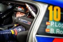 Pepe López a consolidar el subcampeonato en su categoría en el Rally di Roma