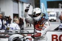 Audi copa de nuevo el podio en el DTM