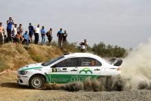 Atípico Rallye de Tierra Norte de Extremadura para Juan Pablo Castro