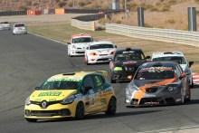 El zaragozano Joaquín Rodrigo el mejor en el Regional de Velocidad disputado en el Circuito de Navarra