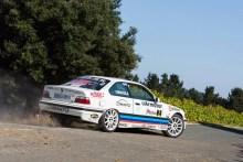 Aingeru Castro y Alaitz Urkiola ganan un duro XXIV Rallye Gernika-Lumo
