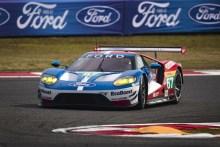 Ford se centra en conseguir el título del WEC en Shanghai