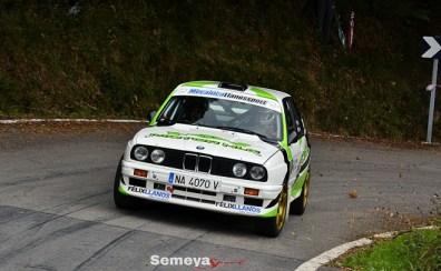 Celis – Llanos (BMW M3) Segundos clasificados