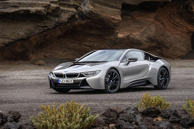 BMW i8 2018-2