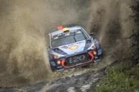 Mikkelsen Hyundai i20 WRC Australia