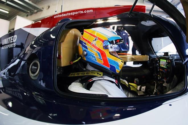 alonso ligier LP217 united autosport motorland