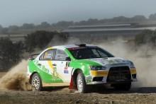 Nueva victoria de Jorge del Cid en la EVO Cup, vencedor absoluto del Rallye Ciudad de Pozoblanco