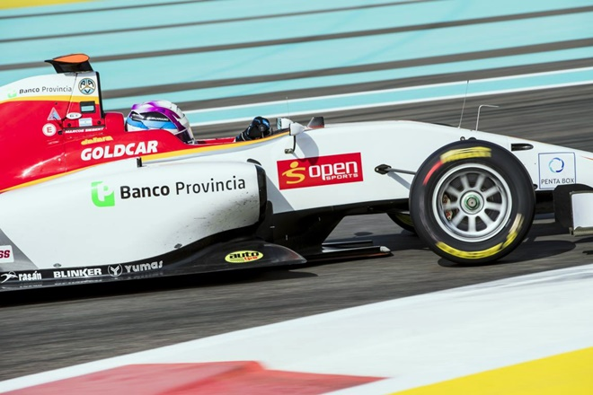 gp3 campos racing abu dhabi