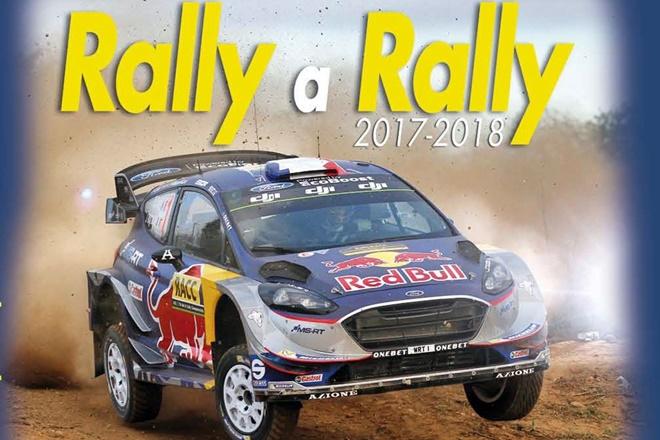 libro rally a rally 17-18
