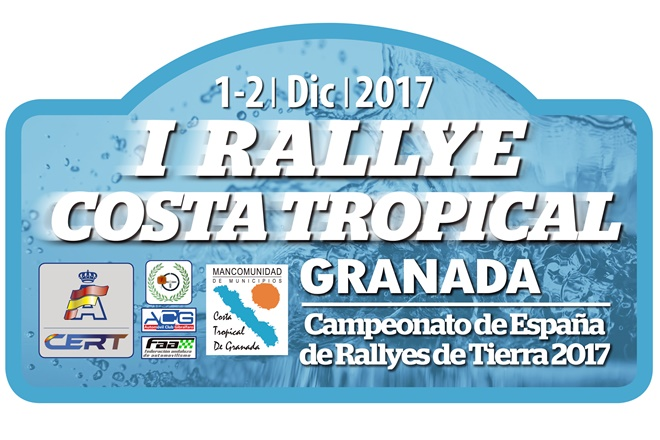 rallye costa tropical placa 2017