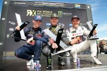 WRX: El nuevo Campeón Johan Kristoffersson vence en la última cita en Sudáfrica