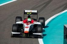 Campos Racing termina la temporada con los test de Abu Dabi