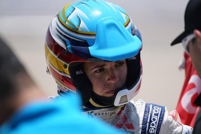 Dakar Cristina Casco