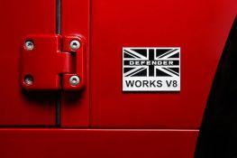 Land Rover Defender Works V8 1601-9
