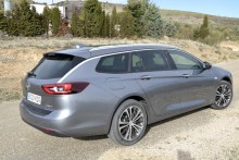 Opel Insignia 2.0 CDTi Sports Tourer 210 Exclusive, fotos al detalle